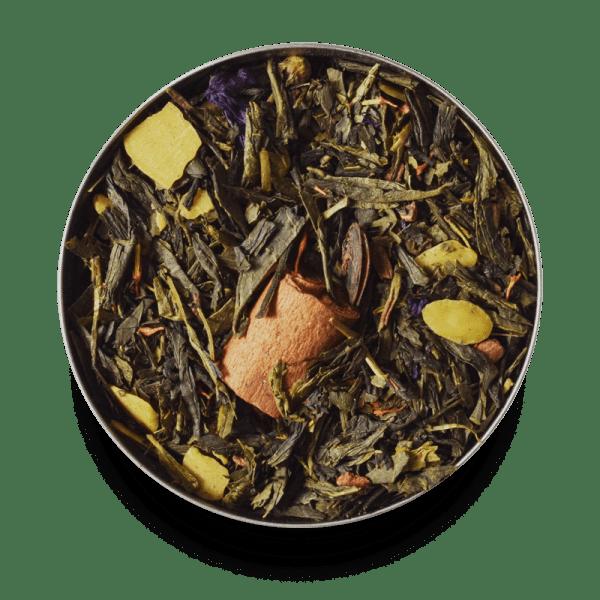 Spiced Green Tea 1