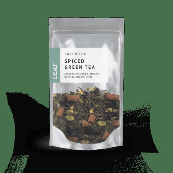 Spiced Green Tea 4