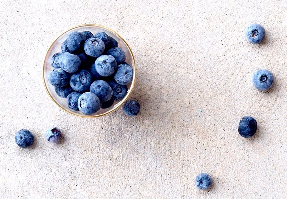 Vanilla Rooibos Blueberry Jam 1