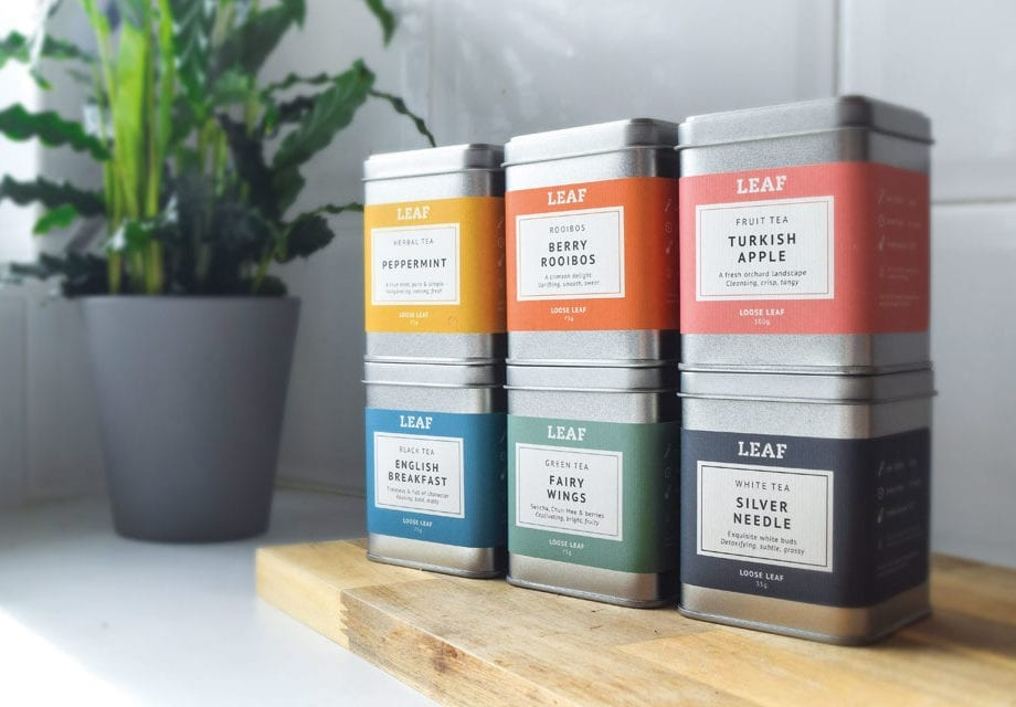 Specialist Tea Suppliers | Leaf